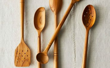 Organic Bamboo Cooking Utensils