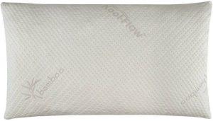 bamboo memory foam pillow review