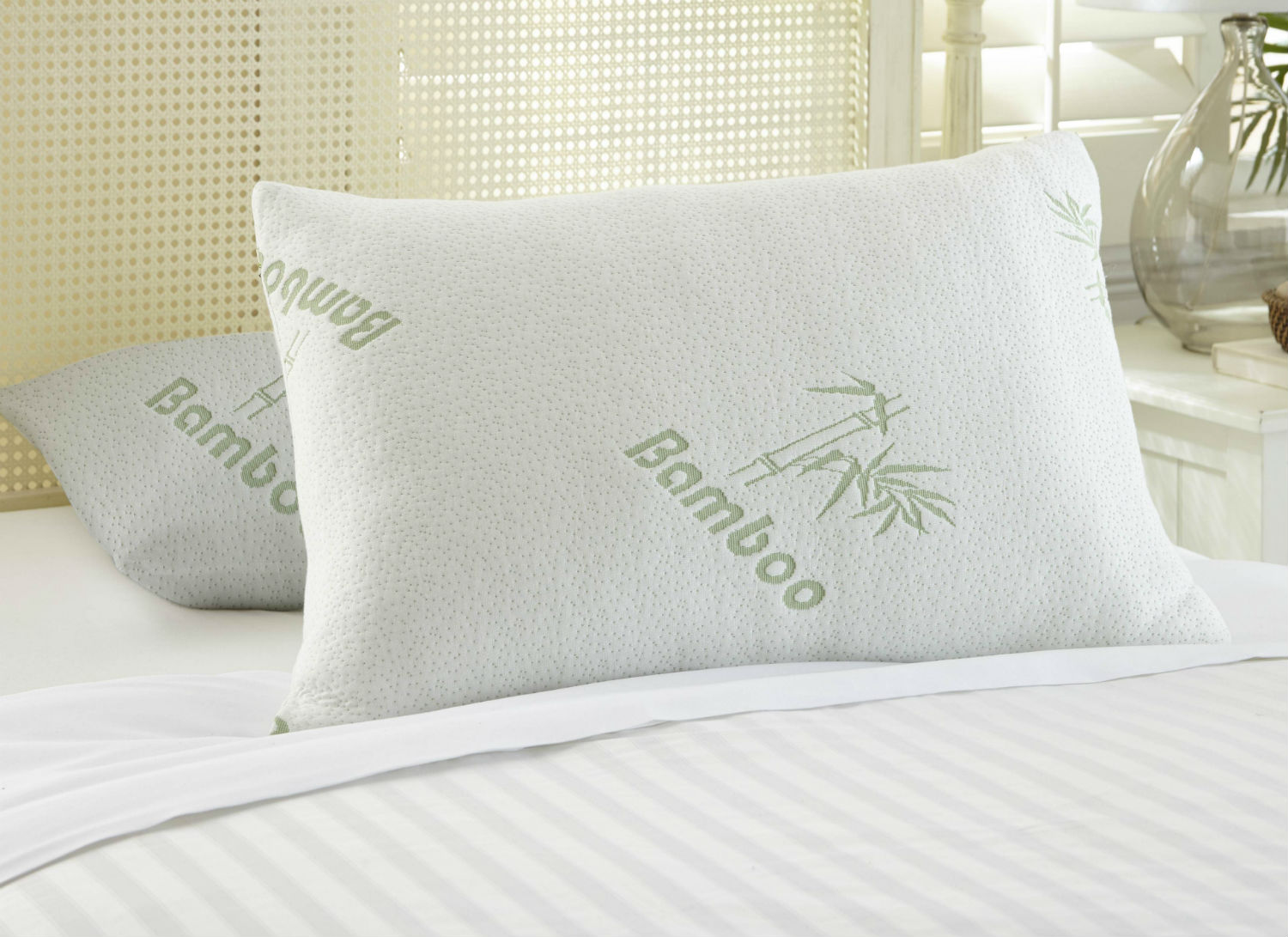 5 Best Bamboo Pillow Options for Hot Sleepers - Best Picks!