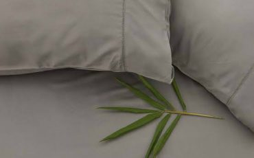 what are bamboo sheets made of