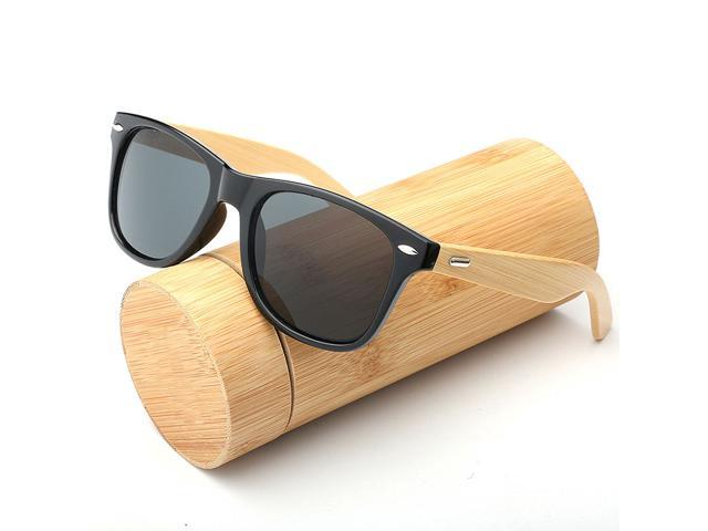 Top 4 Bamboo Wood Sunglasses For Every Style - TopBambooProducts.com
