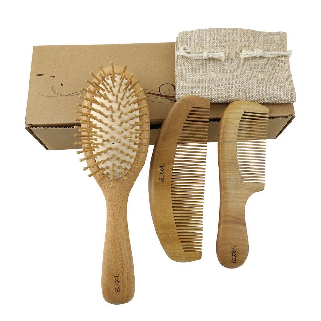 bamboo hair brush benefits