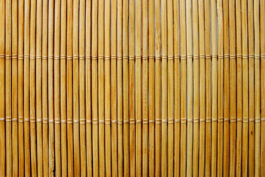bamboo mats for beach