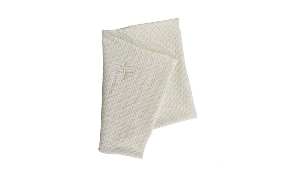 Snuggle-Pedic Zipper Removable Pillow Cover
