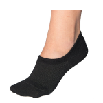 Bam&bü Women's Premium Bamboo No Show Casual Socks (Three or Four Pack)